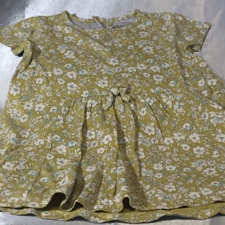 18-24 Month Flower Print Dress